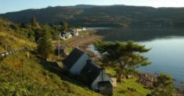 View information about Lochcarron, including local amenities and a Google Map.